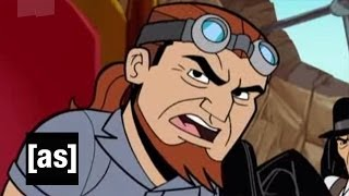 Seems Like the Sporting Thing to Do | The Venture Bros. | Adult Swim