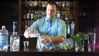 May 2012 Cocktail of the Month - Tequila Mojito