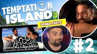 Un Uomo Cambiato 🤣 - Temptation Island 2020 : Puntata #2 *reaction*
