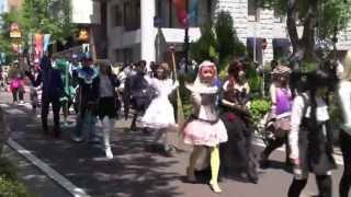 1953年にスタートした横浜最大のイベント「ザよこはまパレード」と連動...