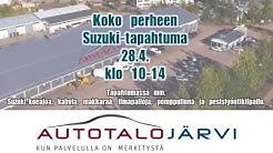 Autotalo Järvi Kotka Suzuki avajaiset 28.2018