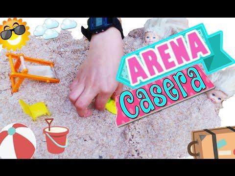 C mo hacer arena falsa para una maqueta escolar doovi for Como hacer una piscina de arena casera