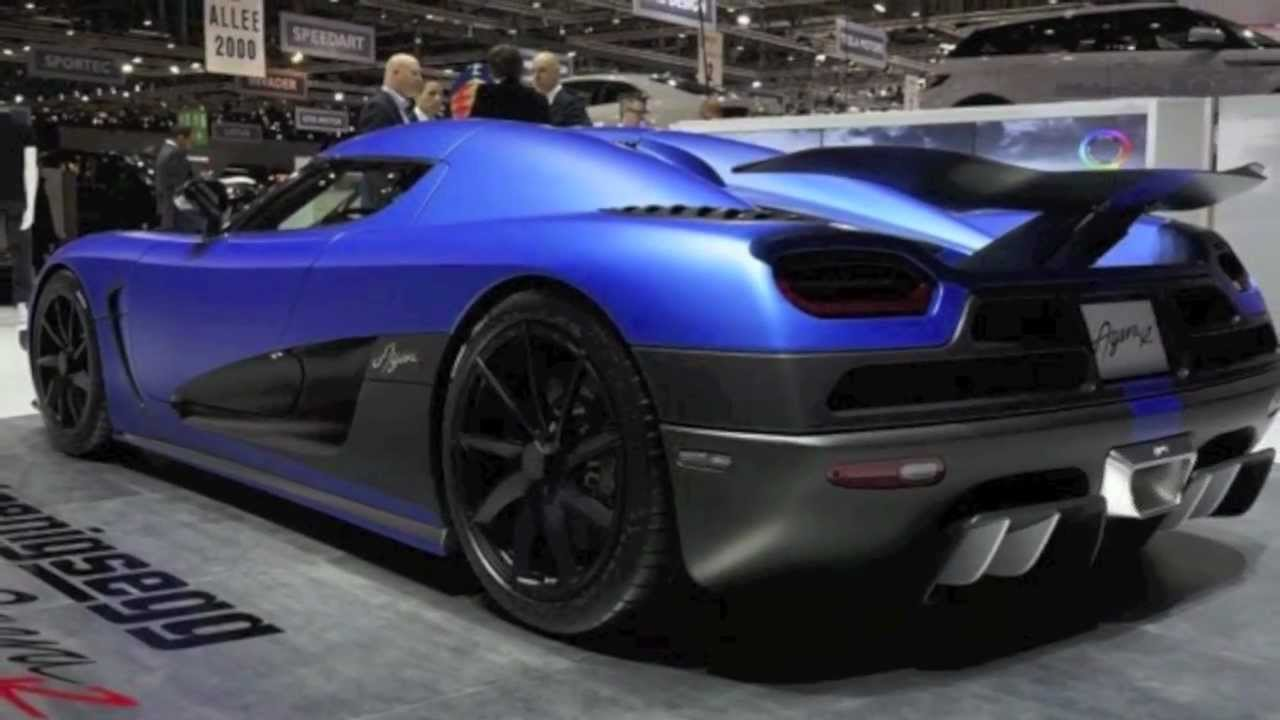 2012 Koenigsegg Agera R Fastest Car In The World Youtube