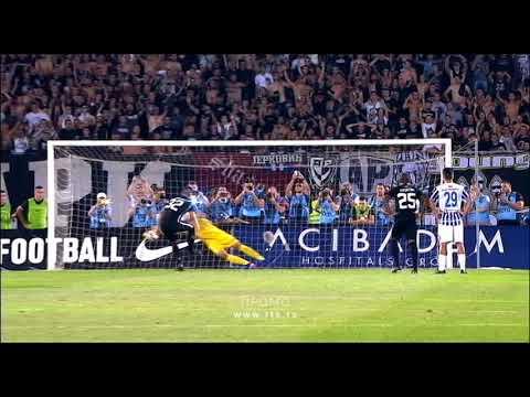 Fudbal - Liga Evrope: Partizan - Dinamo Kijev