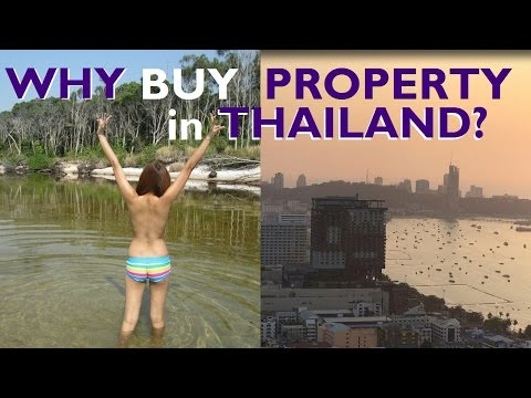 10 reasons why to buy real estate in Thailand