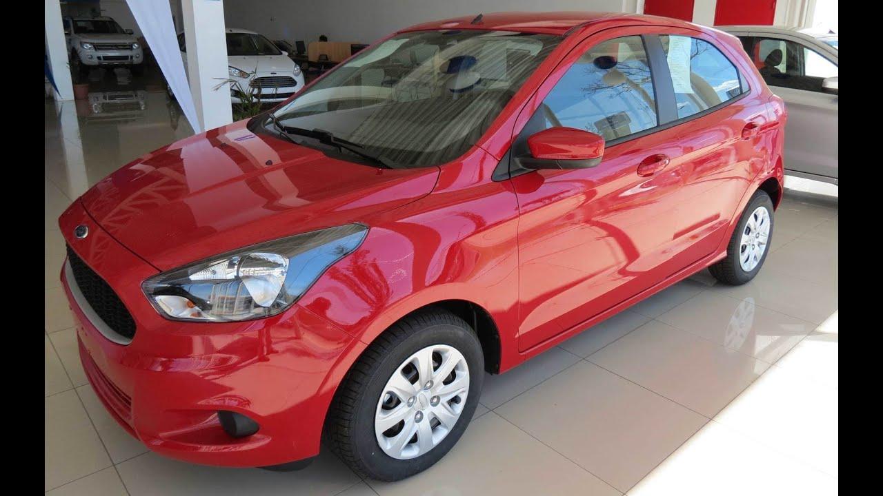 Novo Ford Ka Se 1 5 Hatch Detalhes Www Car Blog Br Youtube