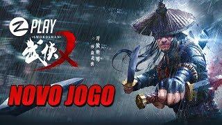 NOVO Battle Royale MEDIEVAL CHINES ! Swordsman X Wuxia Open beta 27/04/2018 PT BR