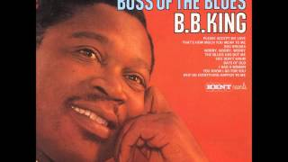 Watch Bb King You Dont Know video