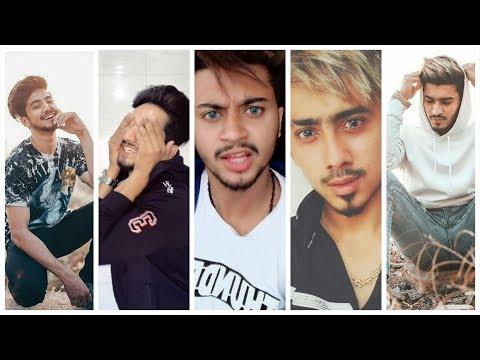 Team07 Comedy, Sad & Romantic Tik Tok Videos by Mr Faisu, Hasnain, Adnaan & Faiz Baloch💗💗