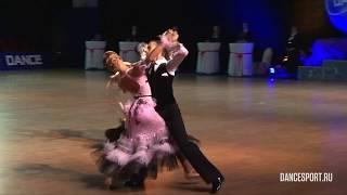 Парфенов Илья - Татаринцева Полина, Final English Waltz