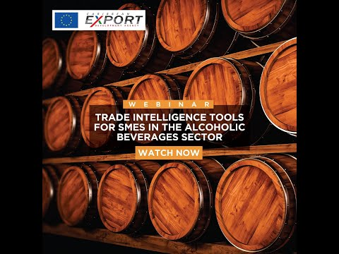 Trade Intelligence Tools for SMEs in the Alcoholic Beverages Sector