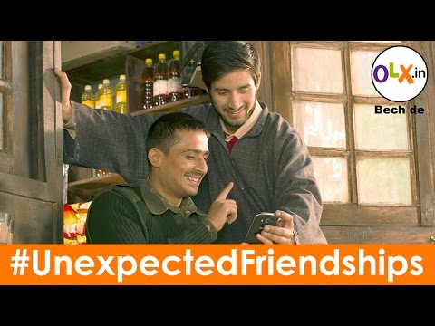 A phone. A picture. And a lifetime of friendship in Kashmir.