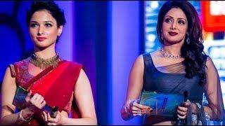 Tamannaah Bhatia on Getting Sridevi Memorial Award | Zee Apsara Awards 2018