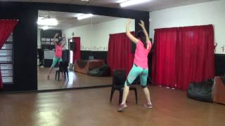 Zumba Sentao: Girls Just Wanna (Dance with Somebody) - Warm Up