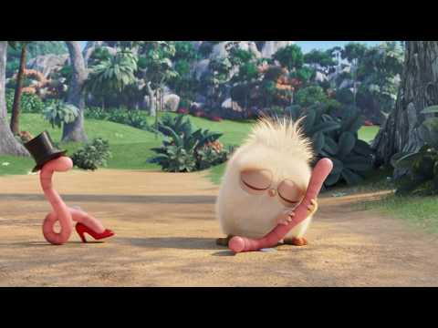 The Angry Birds Movie - The Early Hatchling Gets the Worm (Hatchling Short)