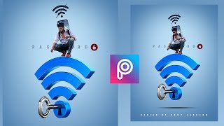 Pics Art Creative 3D Instagram Viral Photo  Editing Tutorial  Step By Step | By Sony Jackson