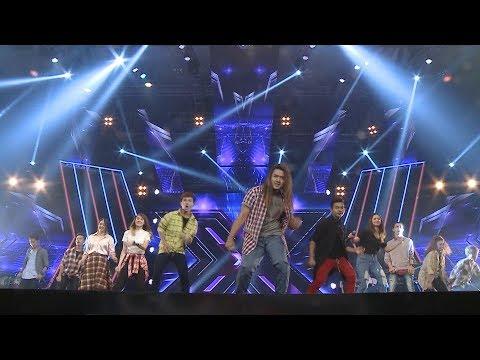 Dance Theme Result Show (Week 4)   The X Factor Myanmar 2017 Season 2