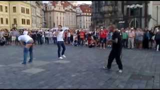Bataie la fund pentru bani /Spanking for money/Prague