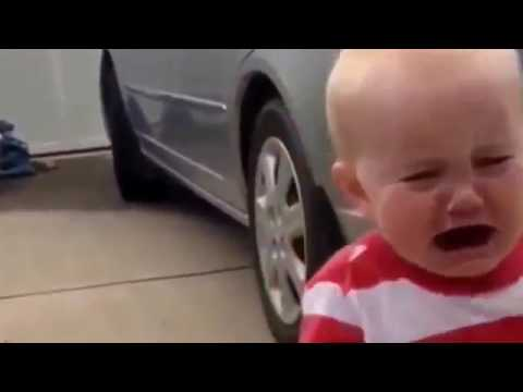 Funny Baby Compilation-BABY Vs CAR ALARM Funniest Reaction Babies Compilation - [MangaScan.Live]