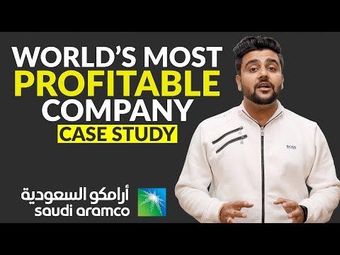 World's Most Profitable Company | Saudi Aramco Case Study