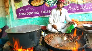 Kaleji Fry - Nasir Khan Hotel, Bagh Mela Maidan Tirah Valley | Liver Fry | Pakistani Street Food