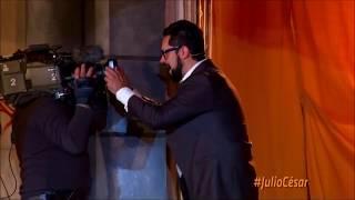 Osvaldo Laport - Interviste e Scene da Julio Cesar