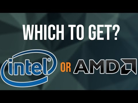 Which Brand Processor To Get For YouTube, Streaming, or Gaming in 2018