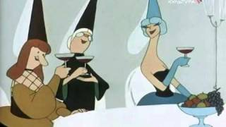 Russian animation: The Key (1/4, +English and Russian subs) 1961