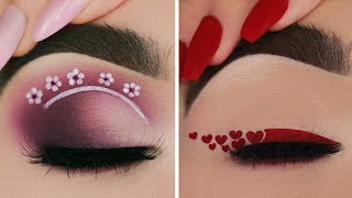 Eyeshadow Tutorial For Beginners | New Eye Makeup Ideas Compilation