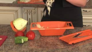 BORNER Овочерізка комплект CLASSIC з плододержателем