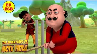 vuclip Motu Patlu | Cricket League | Best Cartoon For Kids