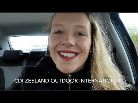 VLOG Zeeland Outdoor International!! (Edward Gal en hengstenshow!)
