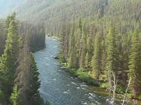 Salmon River in Idaho, Frank Church Wilderness, July 2012