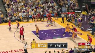 NBA 2K17 PC Gameplay 1080p 60FPS