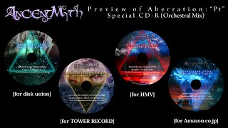 ancient myth preview of aberration pt special cd r orchestral mix