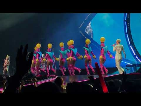 Teenage dream - Katy Perry Witness The Tour in Tokyo,Japan