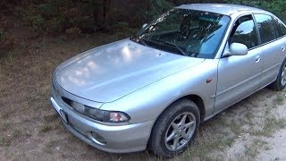 9) Mitsubishi Galant 1996г / Мицубиси Галант