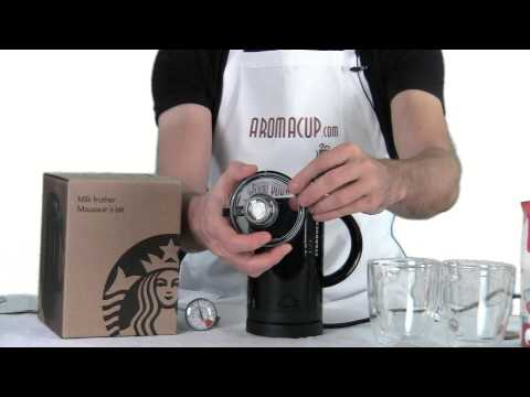 Review: Starbucks Electric Milk Frother