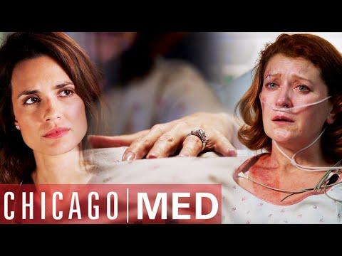 Crash Survivors BARELY Make It | Chicago Med
