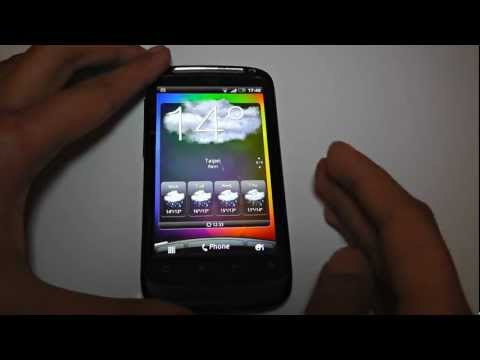 HTC Desire S running Sense 3.0 Software Review