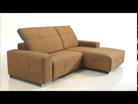 cotta polsterm bel mit elektrischer relaxfunktion youtube. Black Bedroom Furniture Sets. Home Design Ideas