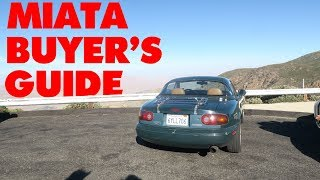 Miata Buyer's Guide