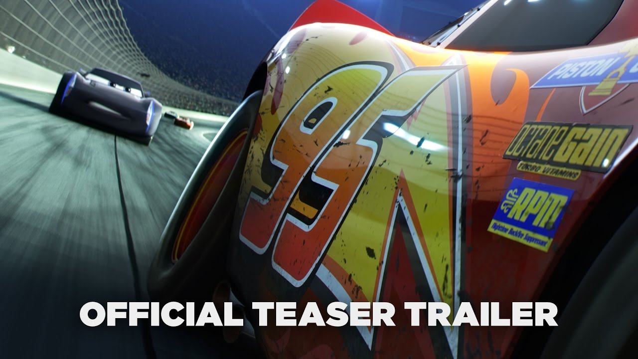 Cars 3 Official Us Teaser Trailer Youtube