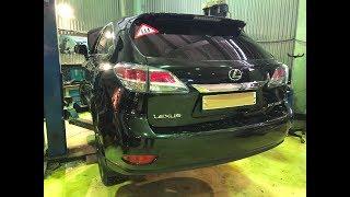 видео Обзор Lexus RX