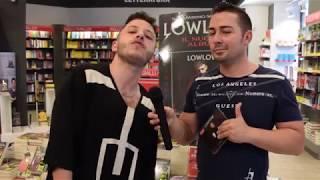 lowlow intervistato da Gianluca Lamberti per ForMusicTV #torino