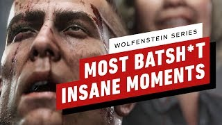 The Most Batsh*t Crazy Moments in the Wolfenstein Series