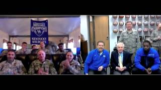 CoachCal_Gov_TAG_Skype_with_KY_Troops_23JAN14