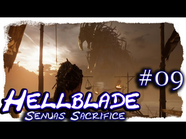 Hellblade - Senua's Sacrifice #09 🔷 Die Heilerin 🔷 Let's Play, 4k, UHD, blind, deutsch, LP