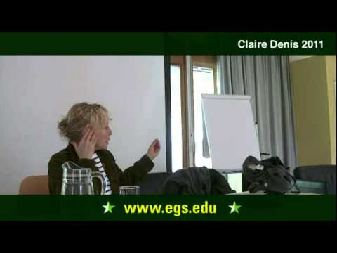 Claire Denis. Narrative and Non-Narrative. 2011