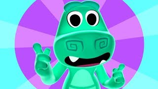The Dance Of The Crocodile | Songs For Children & Nursery Rhymes